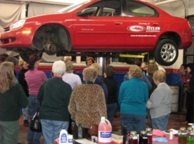 Women Car Care Clinic