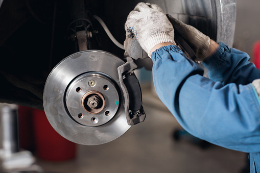 Brake Rotor Replacement St. Paul