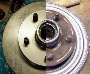 Rotor Replacement St Paul