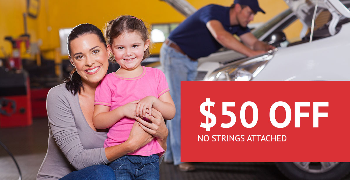 $50 Off promotion from Signal Garage.